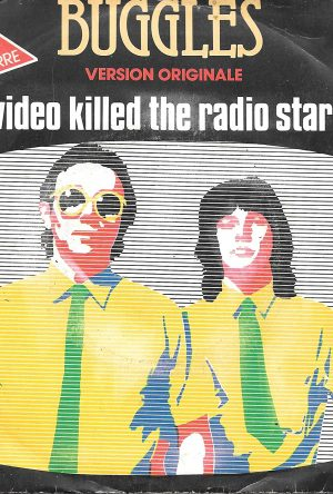 Video Killed The Radio Star - Kid Dynamo