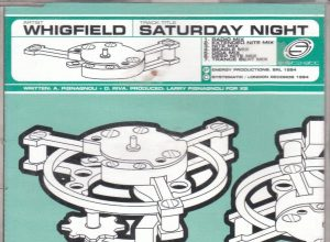Whigfield – Saturday Night (1994)